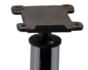 Standard Bolt Down Swivel Stool Base