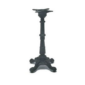 Black Victorian Minnie Table Base 17