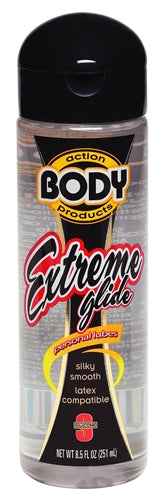 Body Action Extreme Glide - 4.8 Oz. BA-BAX40