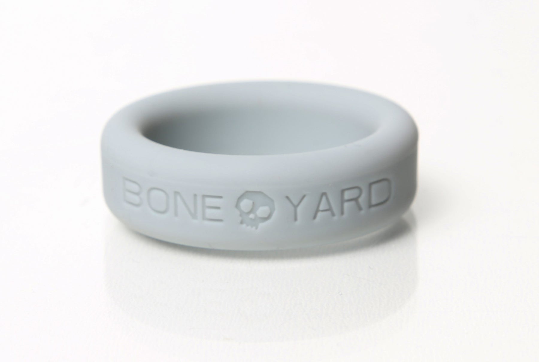 Boneyard Silicone Ring 30mm - Gray BY-0230