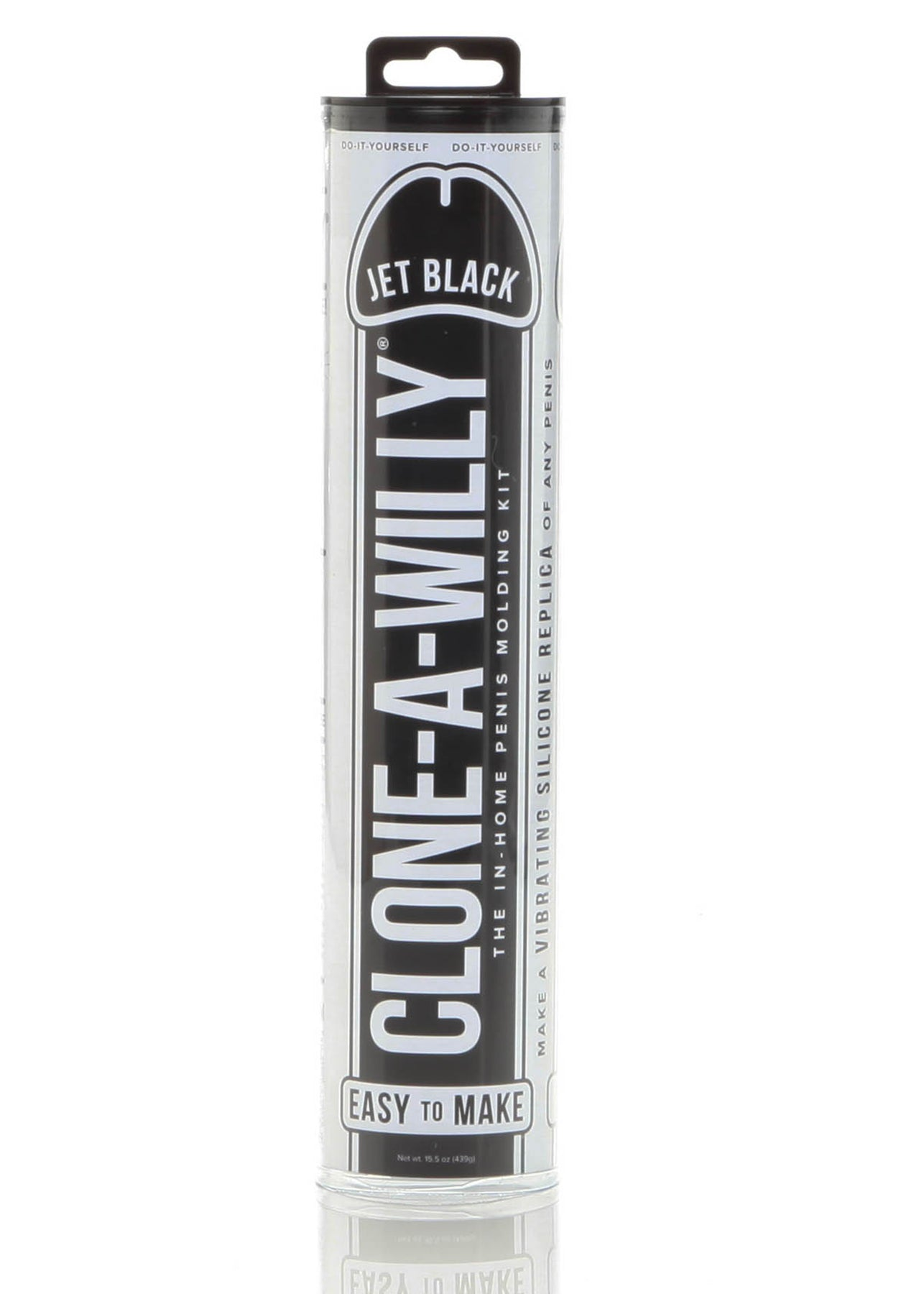 Clone-a-Willy Kit - Jet Black