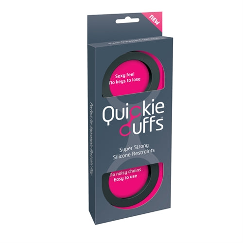 Quickie Cuffs - Black - Medium
