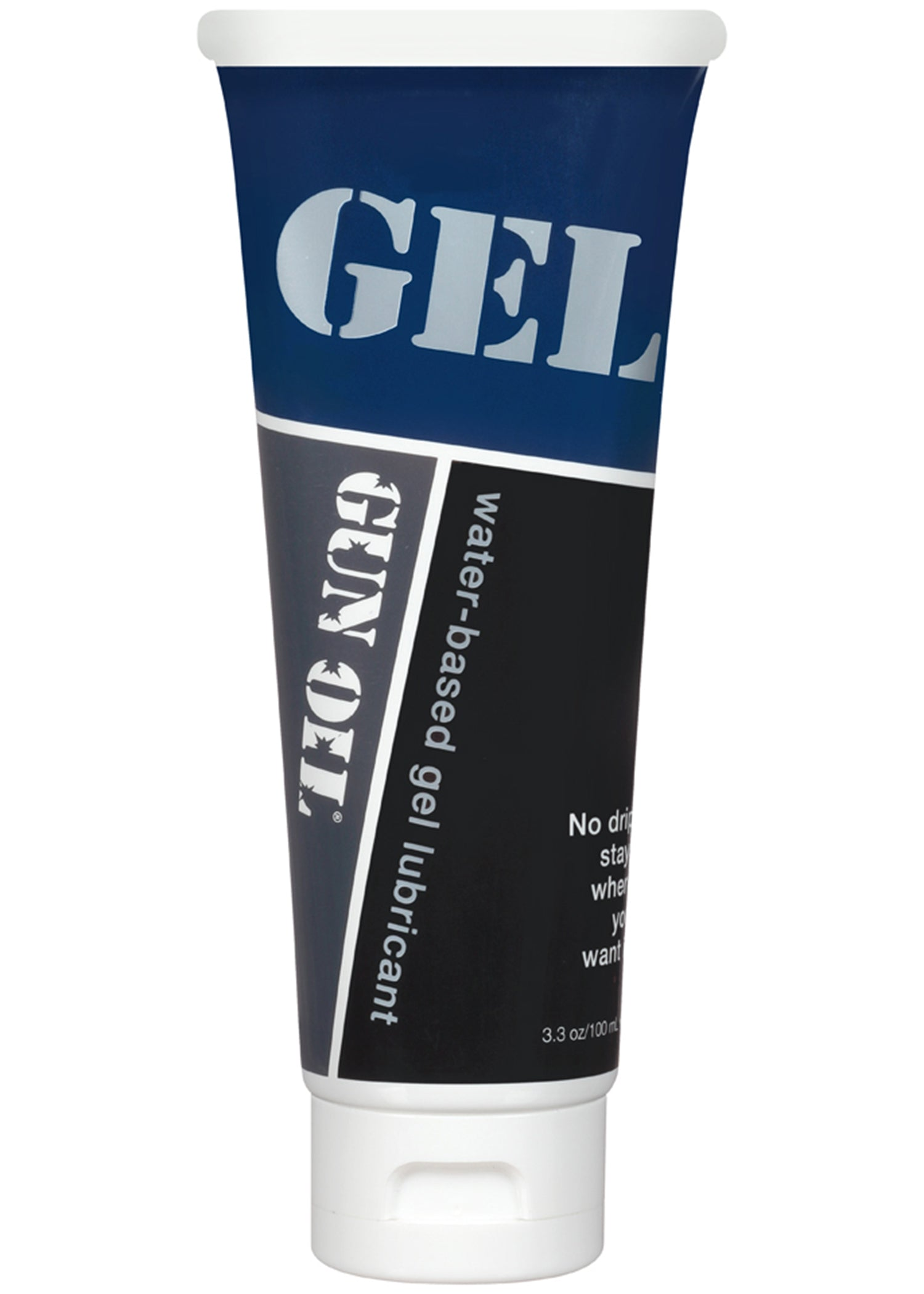 Gun Oil H20 Gel 3.3 Oz. Tube