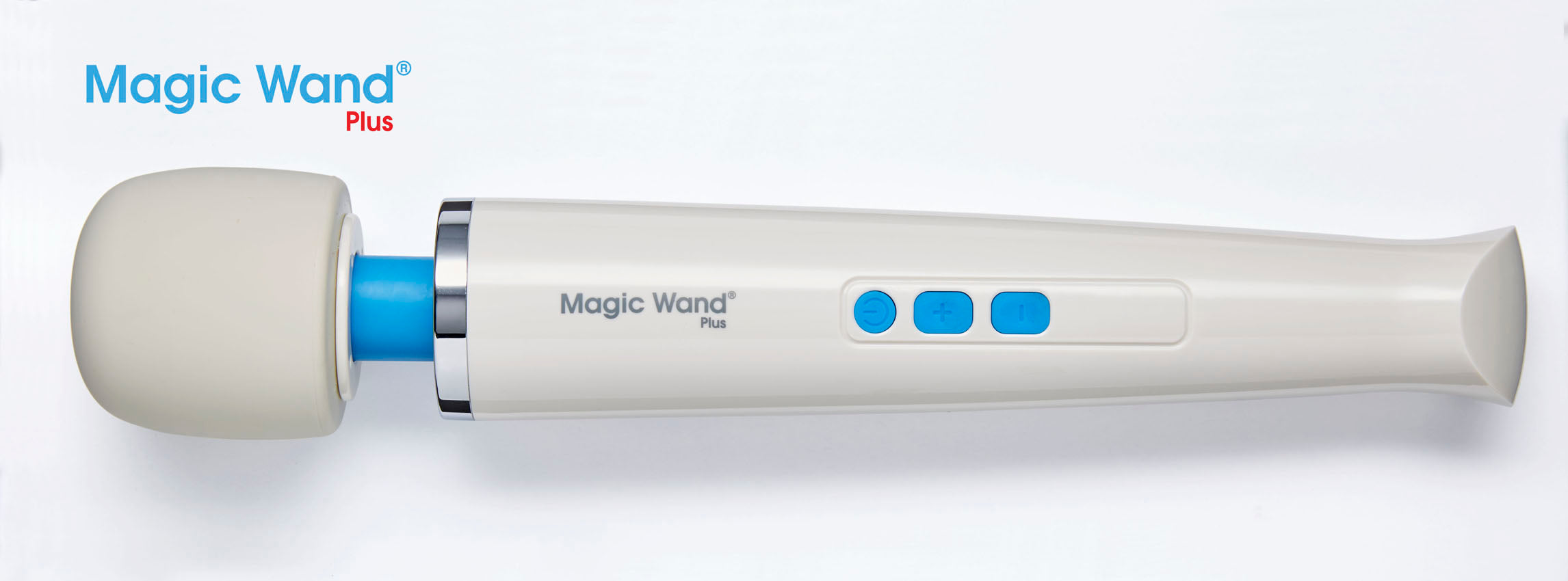 Magic Wand Plus - White