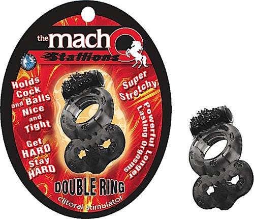 The Macho Stallions Double - Ring