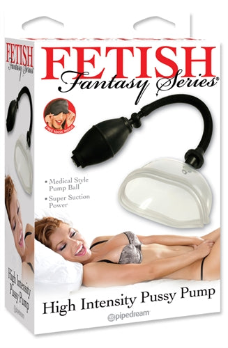 Fetish Fantasy Series High Intensity Pussy Pump