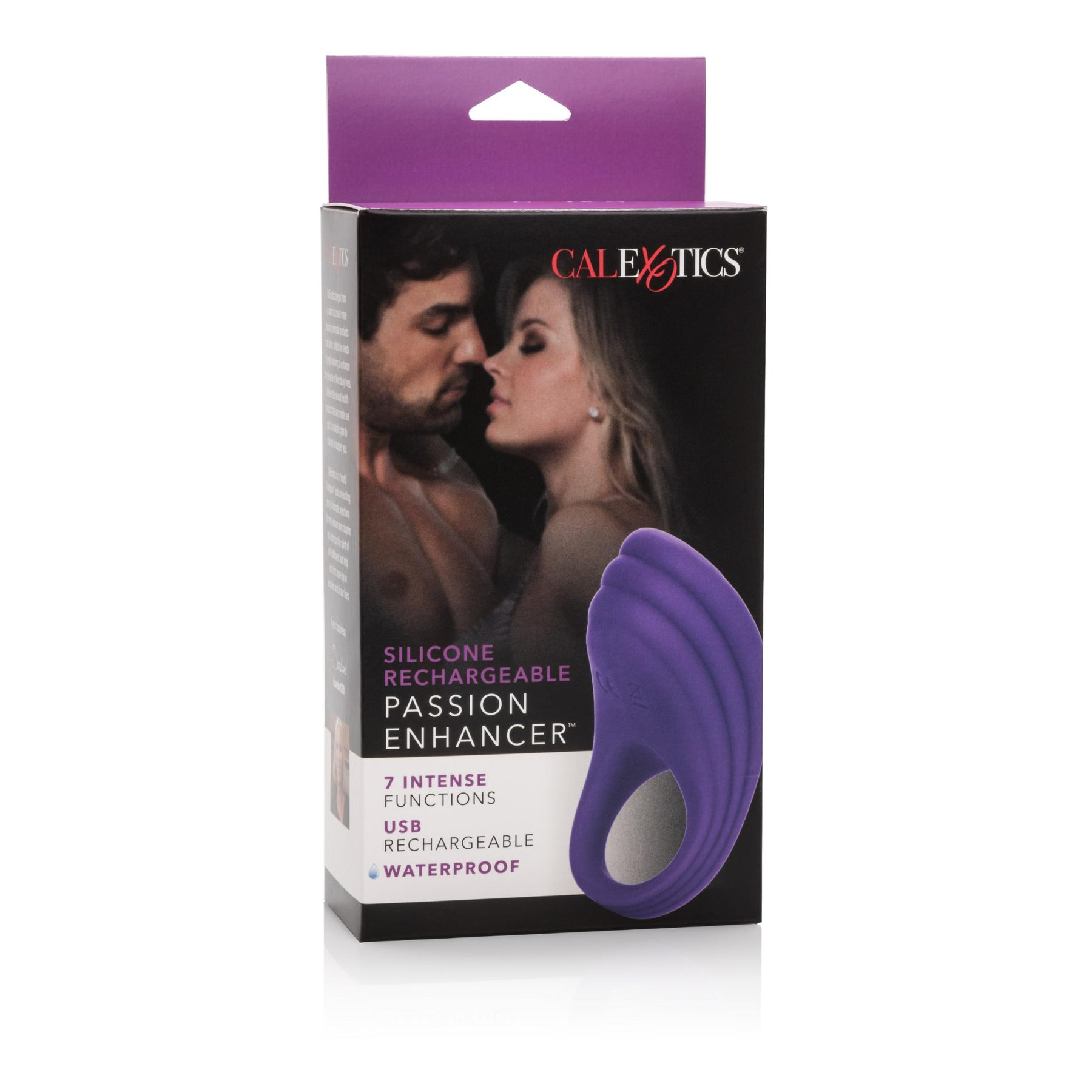 Silicone Rechargeable Passion Enhancer