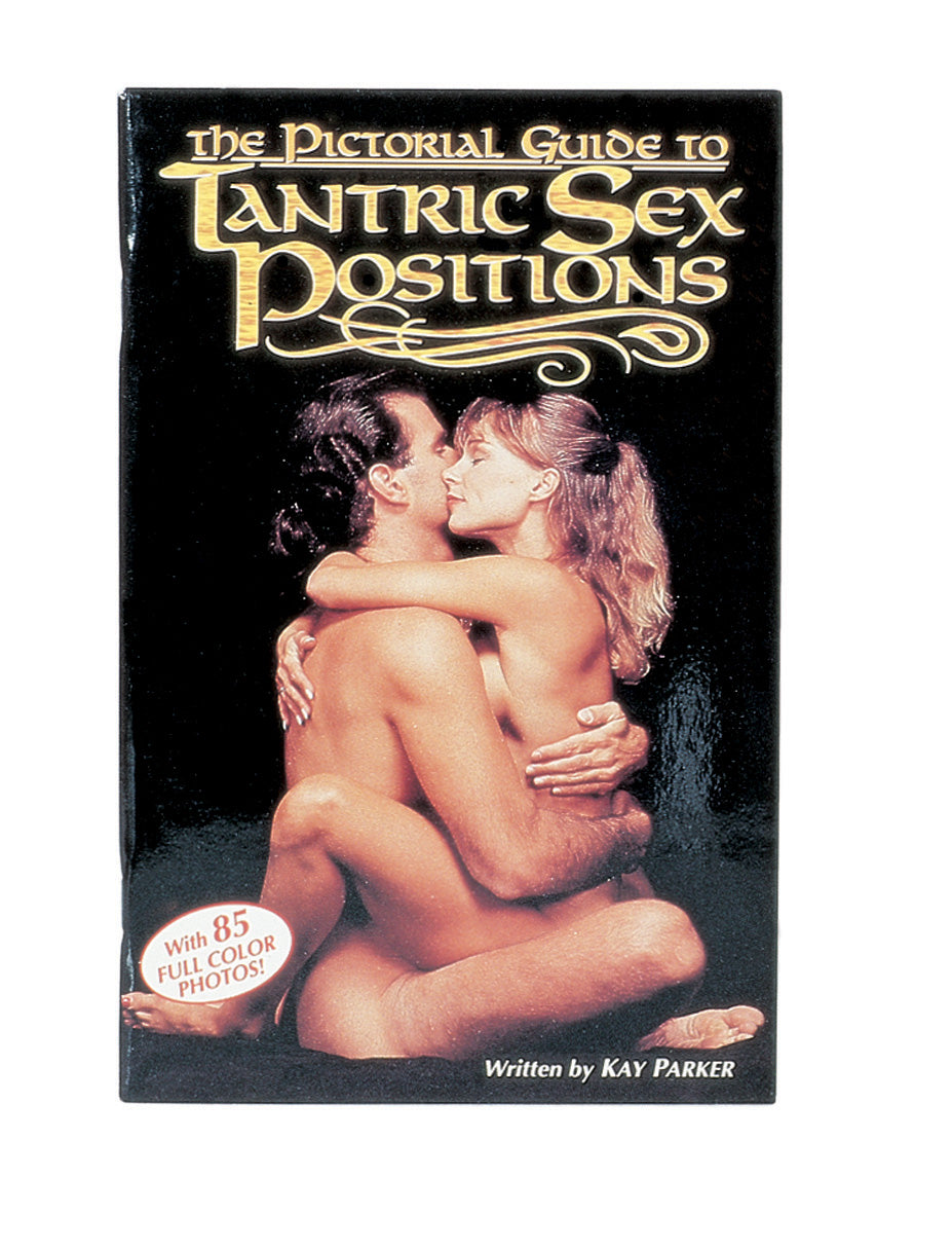 The Pictorial Guide to Tantric Sex Positions