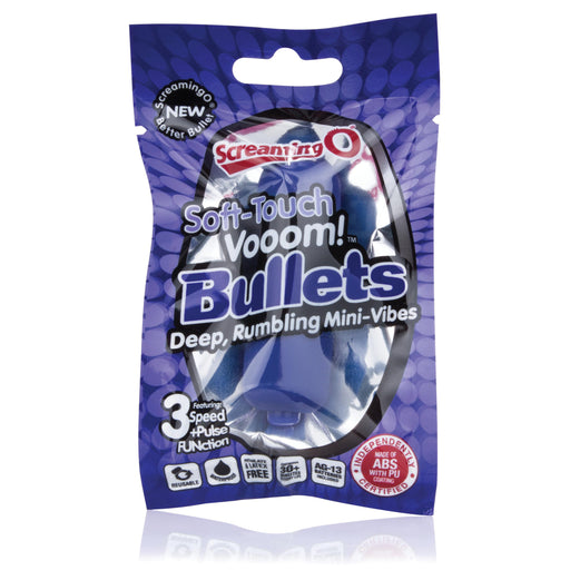 Soft-Touch Vooom! Bullets - Blue