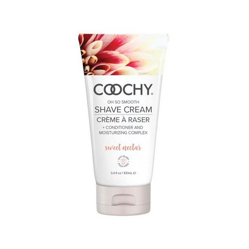 Coochy Shave Cream - Sweet Nectar - 3.4 Oz