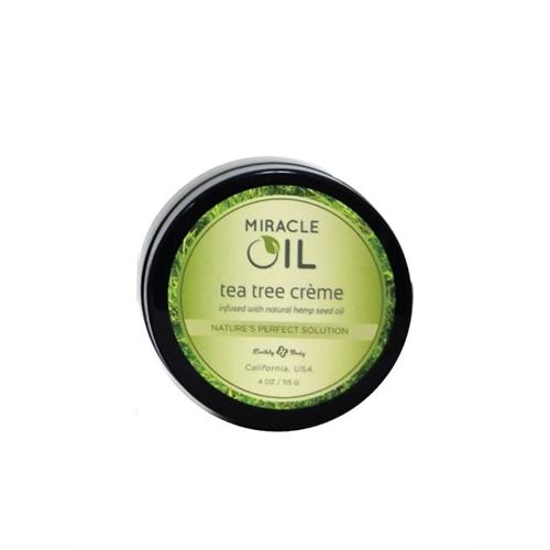 Miracle Oil Creme 4 Fl. Oz