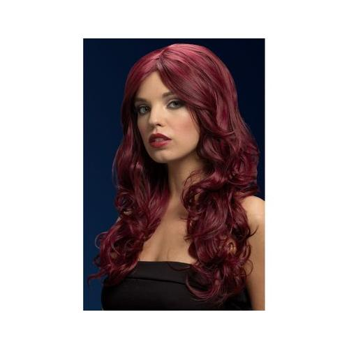 Nicole Wig - Red Cherry