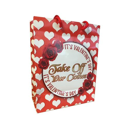 iT's Valentine's Day... - Foil Gift Bag