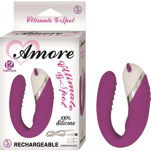 Amore Ultimate G-Spot - Purple