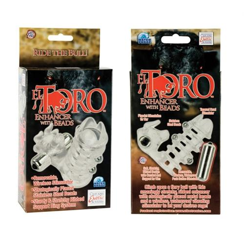 El Toro Enhancer With Beads