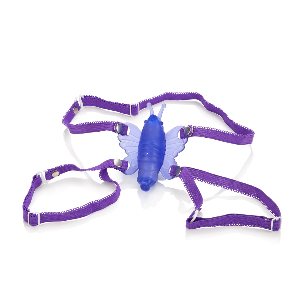 Micro Wireless Venus Butterfly Stimulator - Purple SE0601283