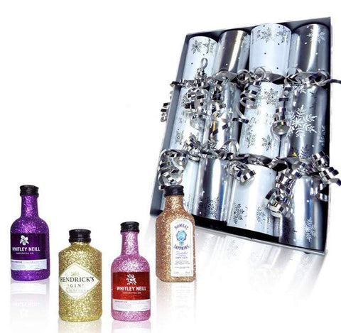 Ultimatives Gin Christmas Cracker Set