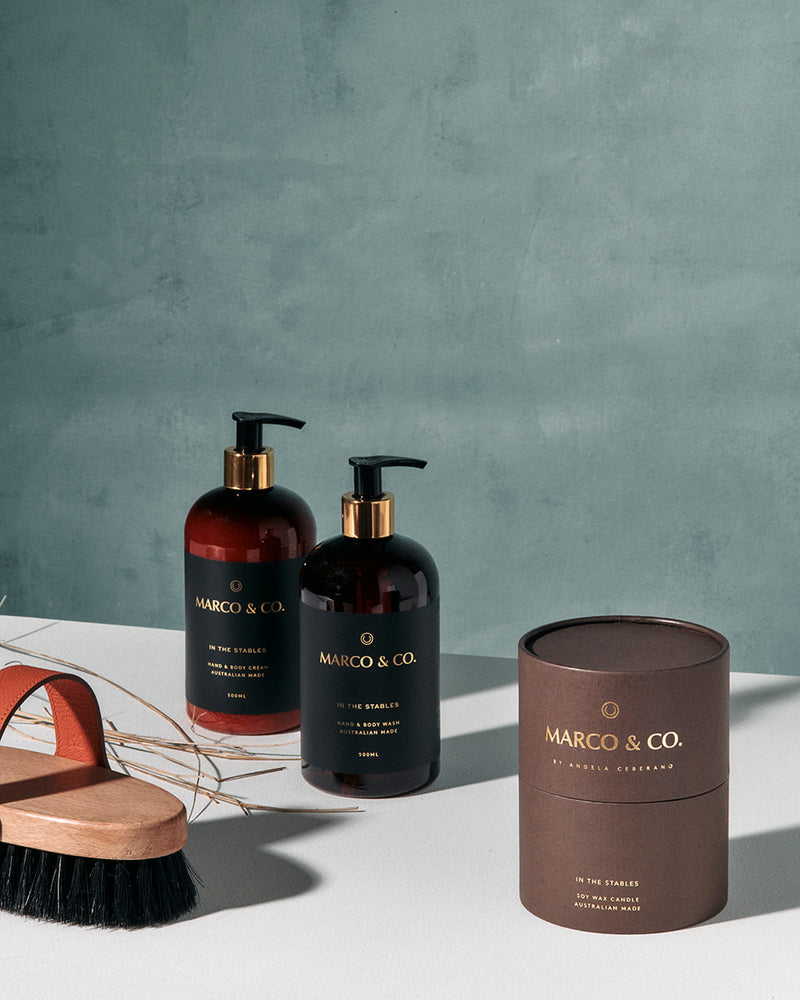 Hand & Body Wash - In The Stables