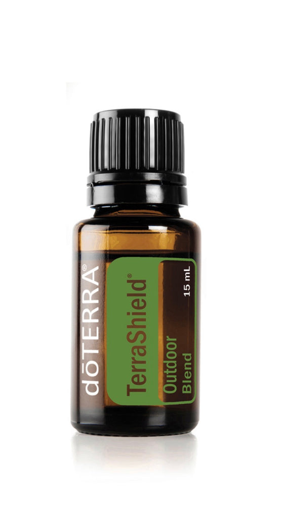 Terrashield essential oil blend