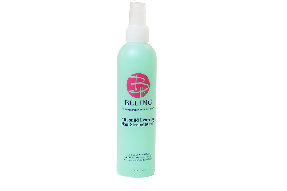 REBUILD Leave-In Hair Strengthener