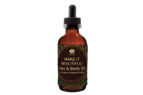 Make It Beautiful Hair & Body Oil