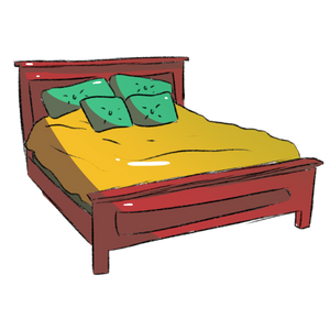 Resident Bed