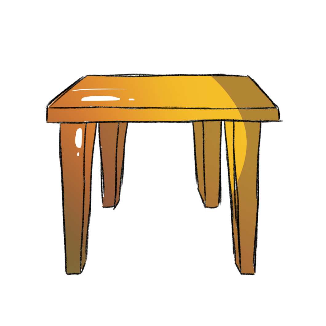 Dining Table (4 Place)