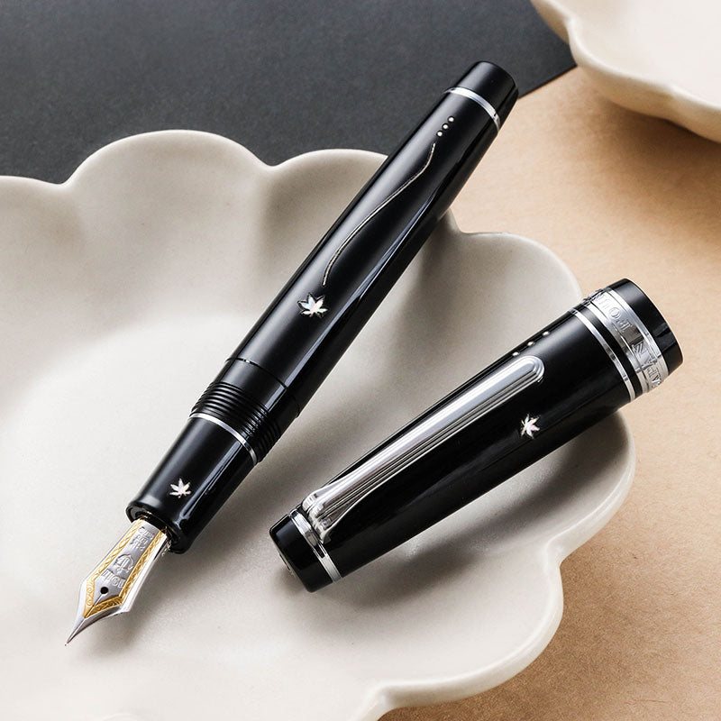 夜半の秋 Yowanoaki Fountain Pen - Wancher ワンチャー