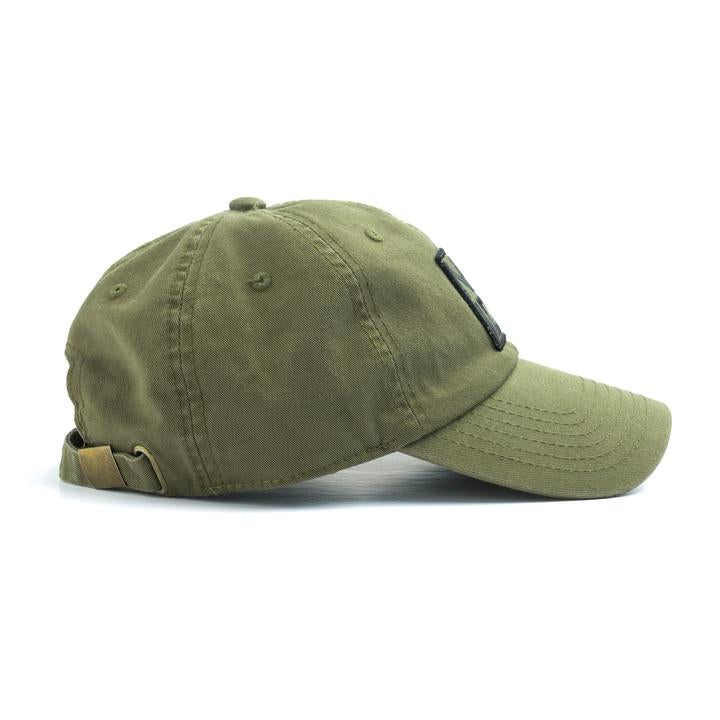 The Peacemaker<br> Baseball Cap<br> Field Green