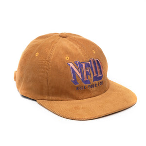 Road Tripper<br> NFID Corduroy 6 Panel Hat