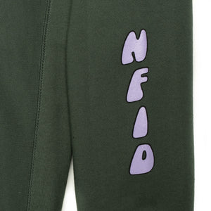 Mind War<br> Crewneck Sweatshirt<br> Military Green