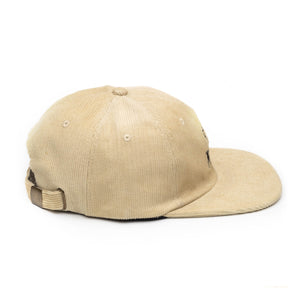Precious Cargo<br> Bone<br> Corduroy 6 Panel Hat