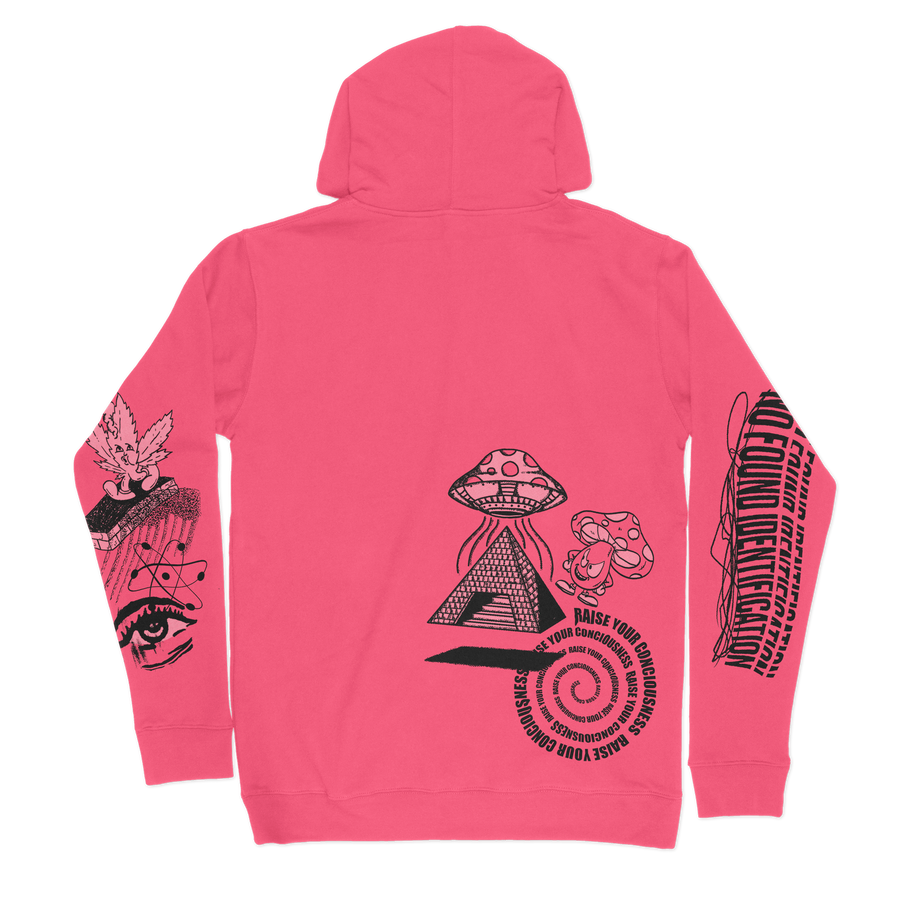 Higher Consciousness<br> NFID Hooded Sweatshirt