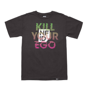 Kill Your Ego<br> NFID T-Shirt<br> Carbon