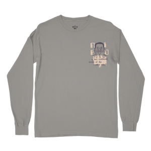 Lost Continent<br> NFID Long Sleeve T-Shirt