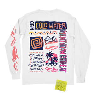 Cold Water Club<br> NFID Long Sleeve T-Shirt
