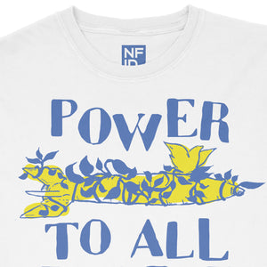 Power to All People<br>Long Sleeve Shirt