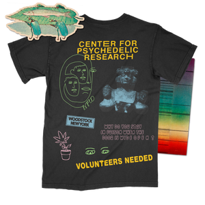 Psychedelic Research Center Woodstock<br> NFID T-Shirt