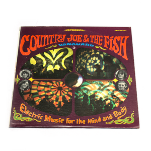 Country Joe and the Fish<br>Electric Music for the Mind and Body