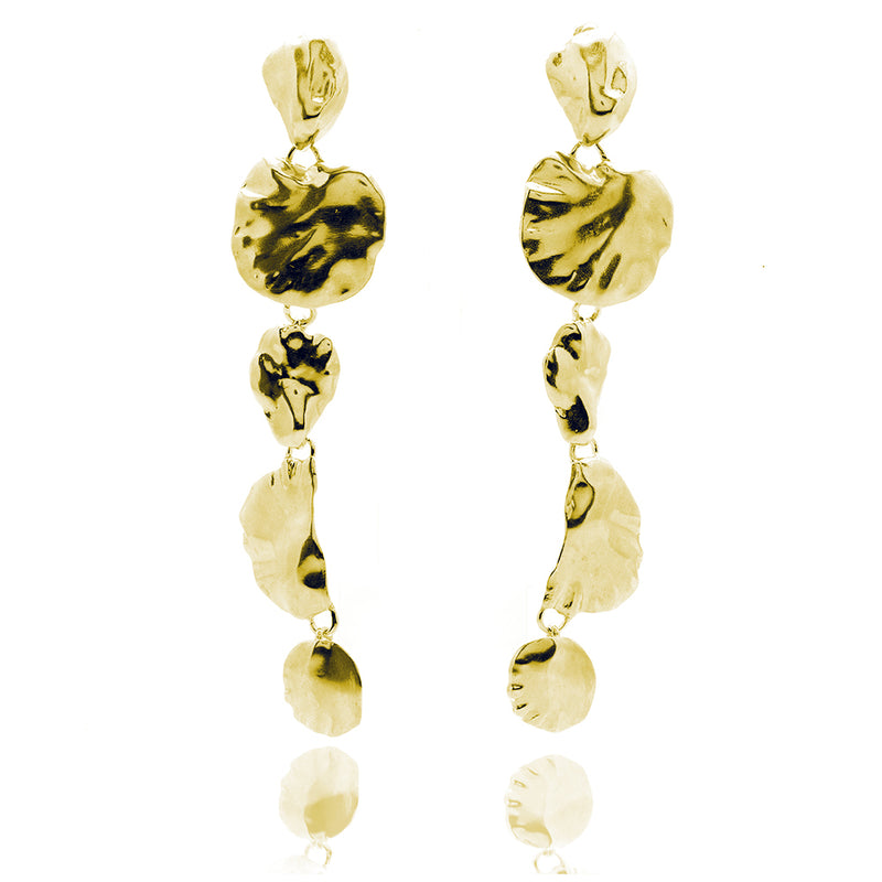 Artemisia Earrings - Long Earrings- Ariana Boussard-Reifel