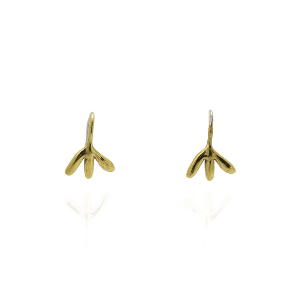 Papyrus Earrings-Mini