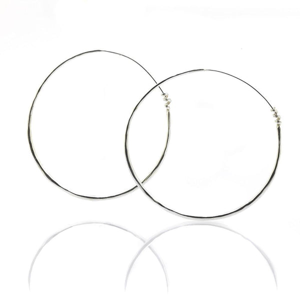 Fede Hoop Earrings Earrings- Ariana Boussard-Reifel