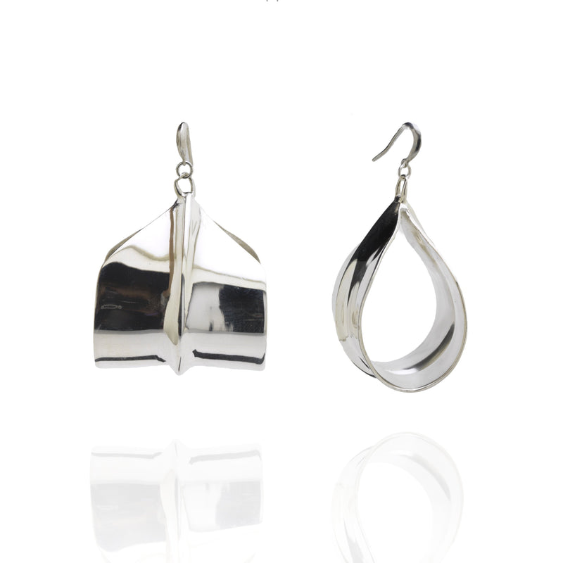 Meridian Earrings - Large Earrings- Ariana Boussard-Reifel