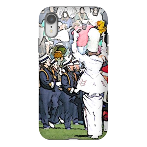 And now taking the field... (Phone Case)