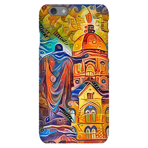 Sacred Heart and the Dome (Phone Case)
