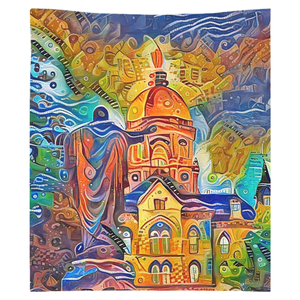 Sacred Heart and the Dome (Tapestries)