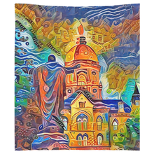 Load image into Gallery viewer, Sacred Heart and the Dome (Tapestries)