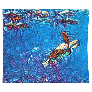 Going for a Swim (Tapestries)