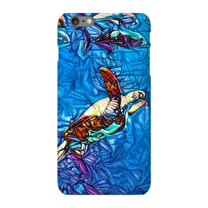 Going for a Swim (Phone Case)