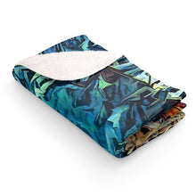 Load image into Gallery viewer, Under the Sea (Sherpa/Fleece Blanket)